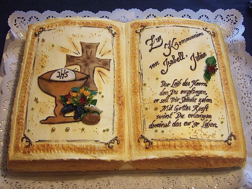 Bibeltorte Rezept mit Bild von Sivi  Chefkochde