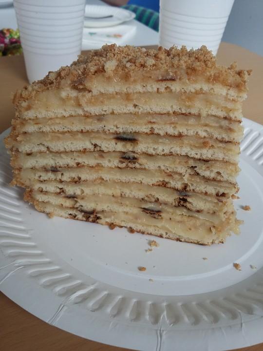 Torte Napoleon von ingrid06  Chefkochde