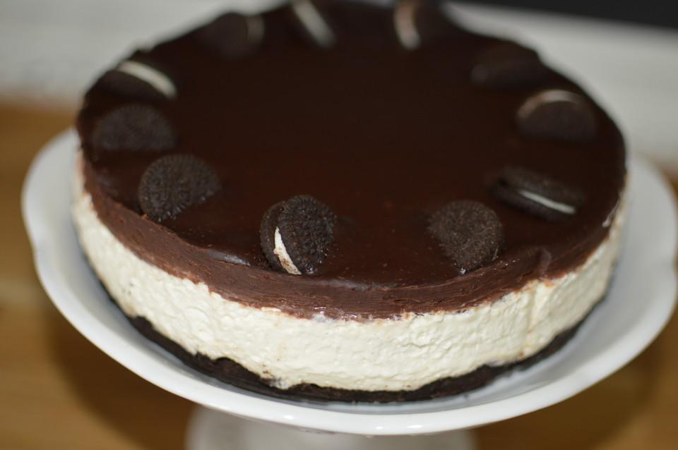 Oreo Torte ohne Backen von Encina  Chefkochde