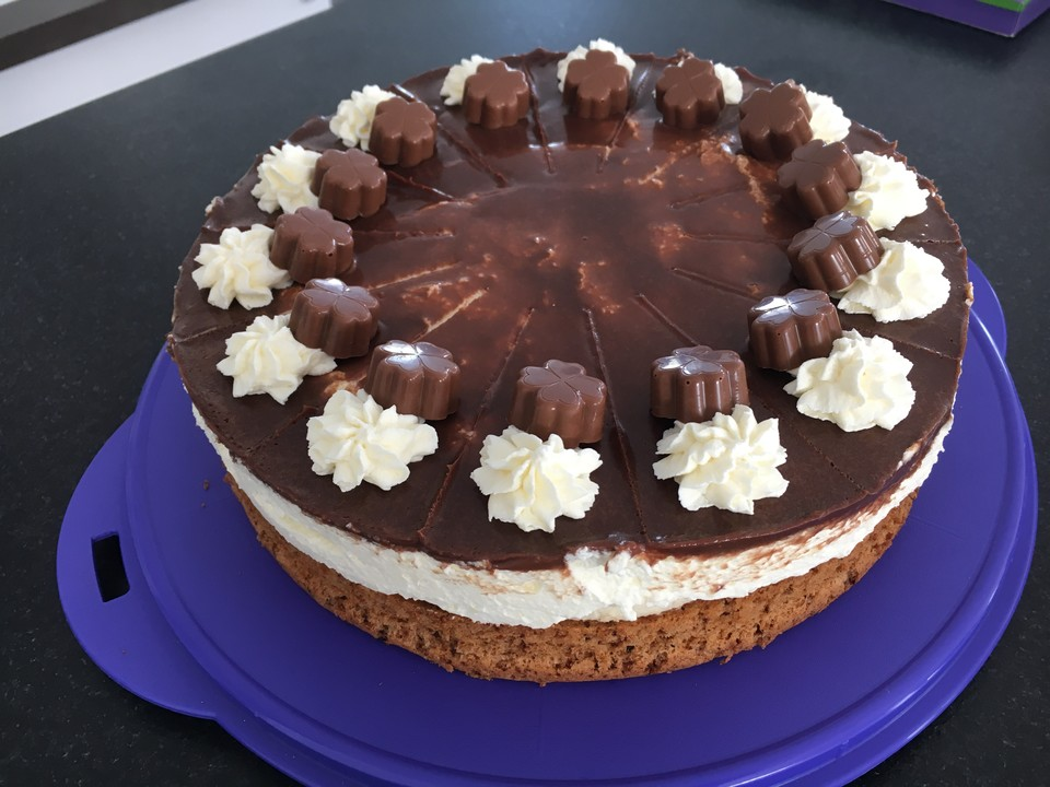 MilkaHerzTorte von Evas_Backparty  Chefkochde