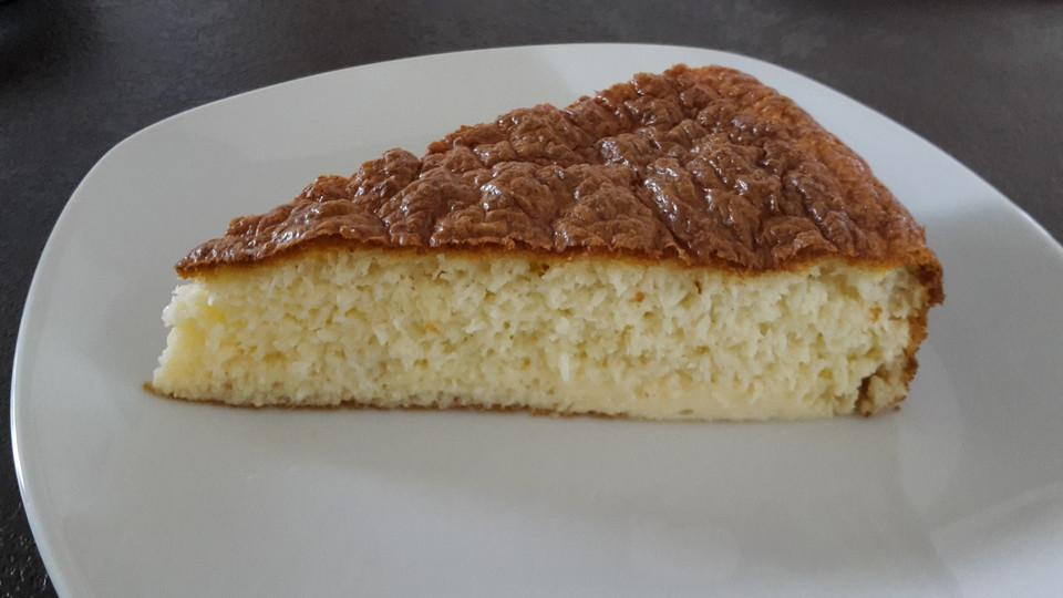 Low Carb Kuchen ohne Mehl und Zucker von