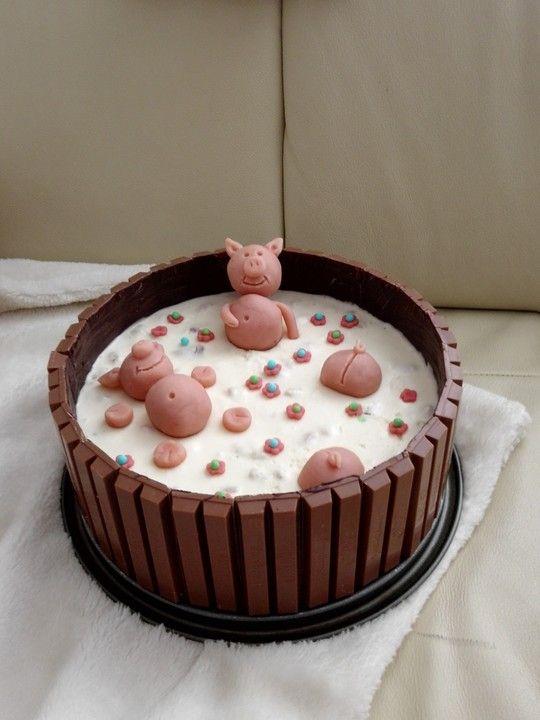 KinderCountryTorte von Evas_Backparty  Chefkochde