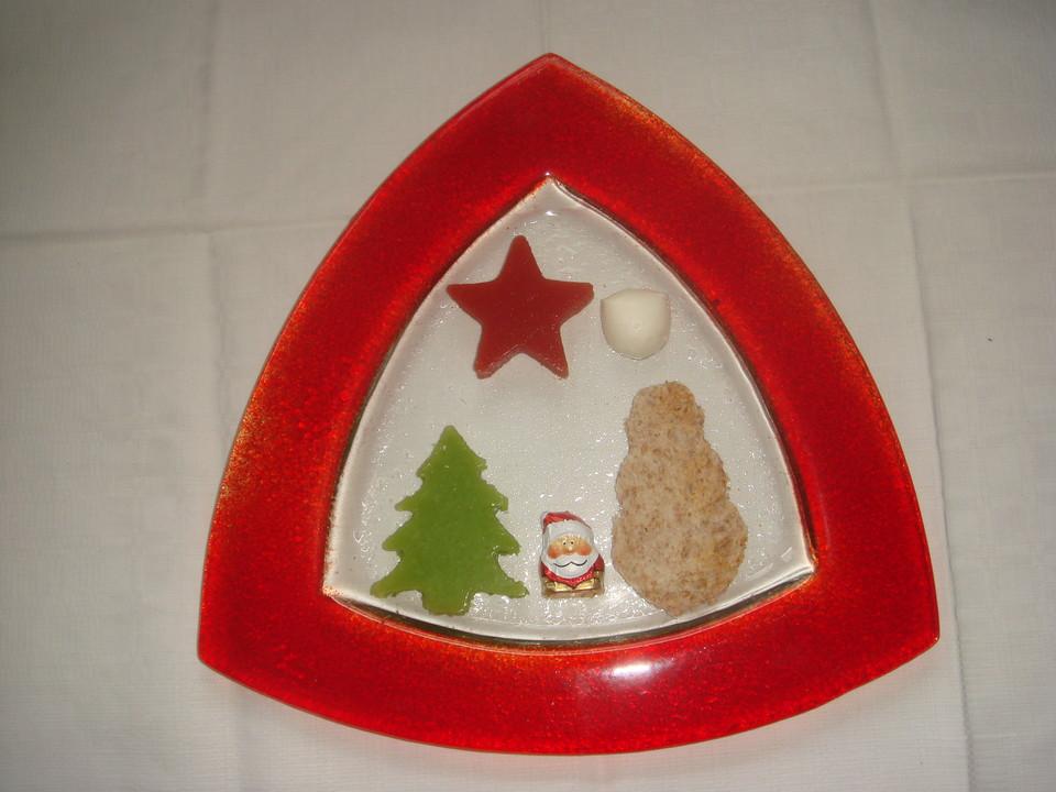 Weihnachtlicher Gru aus der Kche von Bondine  Chefkochde
