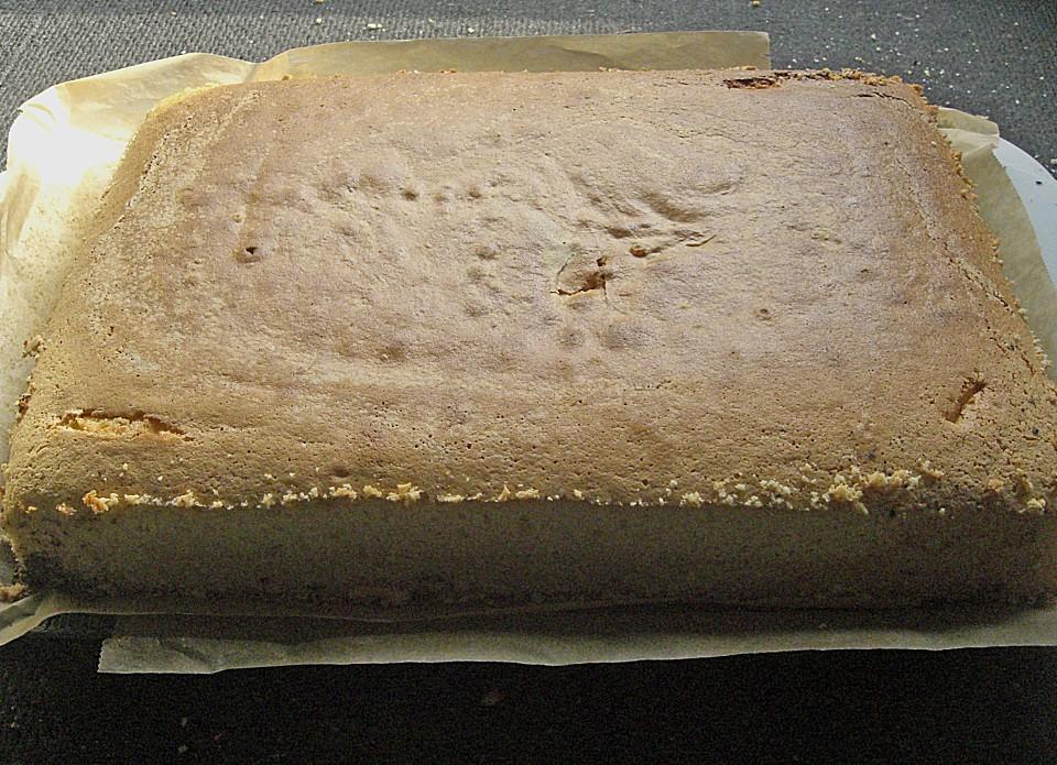 Biskuitboden fr Torten und Kuchen von gisa1  Chefkochde