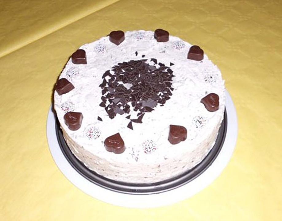 Grillage Torte von Atina  Chefkochde