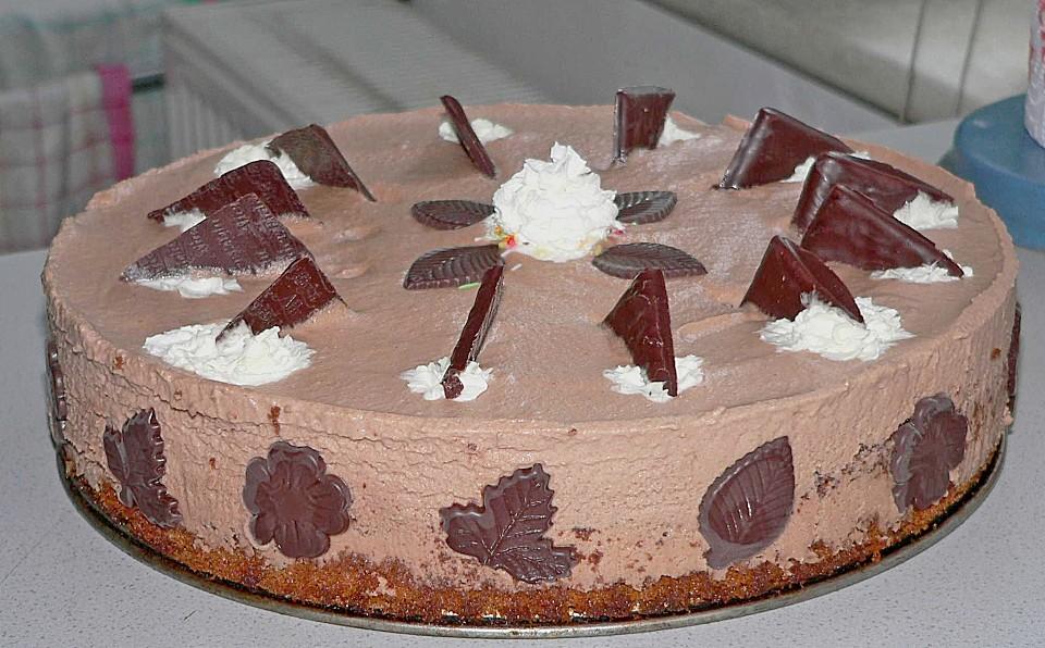 After  eight  Torte Rezept mit Bild von garfield  Chefkochde