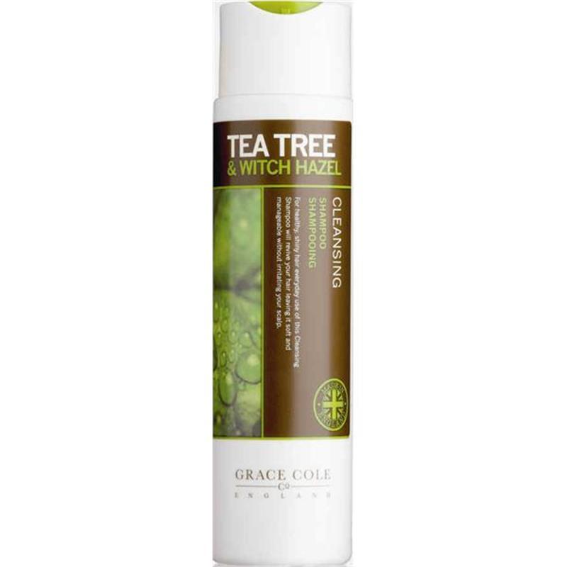 Buy Tea Tree & Witch Hazel Clarifying Shampoo 250mL Online ...