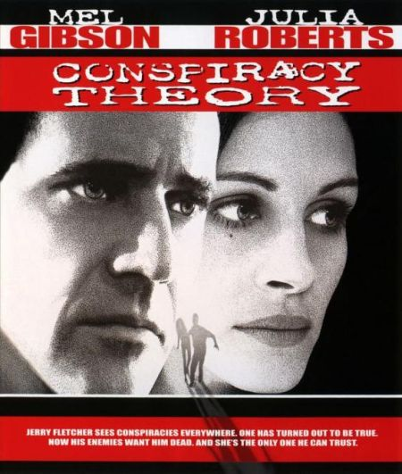 Poster Conspiracy Theory (1997) - Poster Teoria conspirației - Poster 2 din 4 - CineMagia.ro