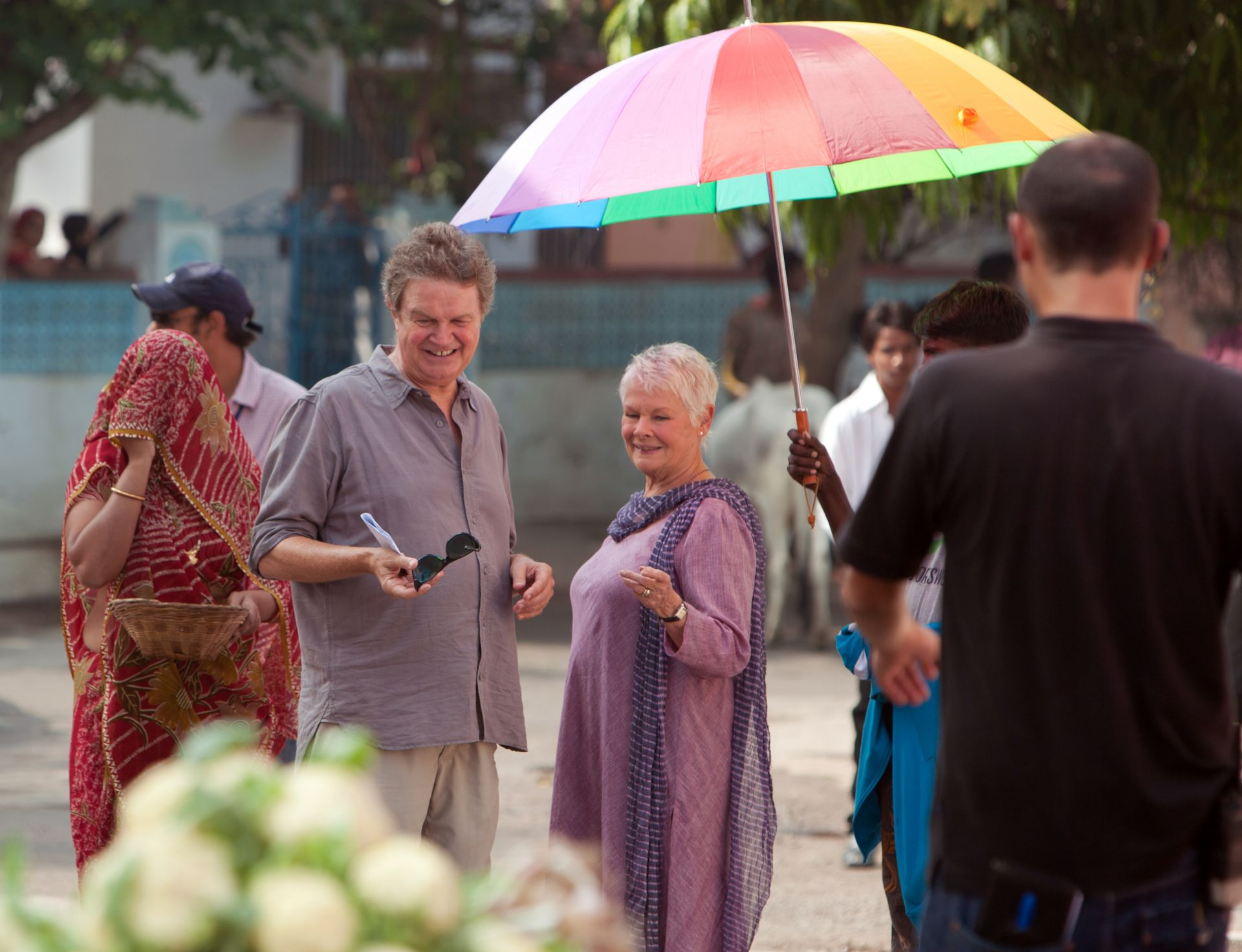 Imagini The Best Exotic Marigold Hotel (2011) - Imagini Hotelul Marigold - Imagine 1 din 41 - CineMagia.ro