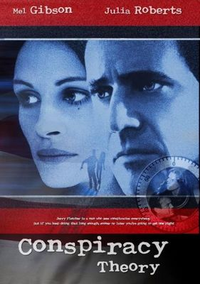 Poster Conspiracy Theory (1997) - Poster Teoria conspirației - Poster 4 din 4 - CineMagia.ro