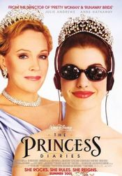 Poster The Princess Diaries