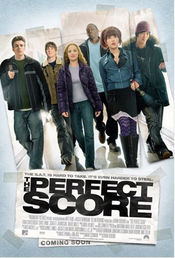 Poster The Perfect Score