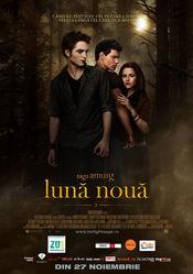 Poster The Twilight Saga: New Moon