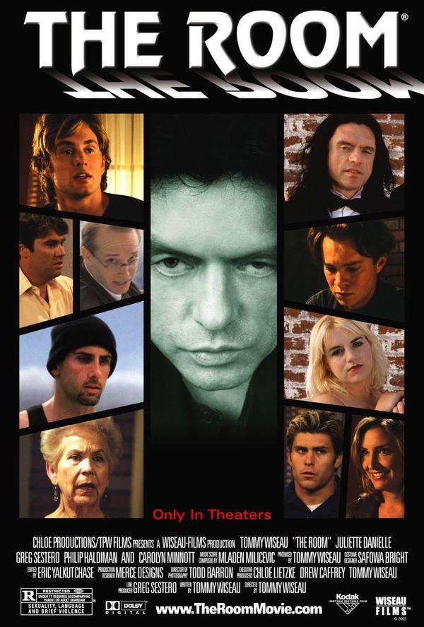 The Room  The Room 2003  Film  CineMagiaro