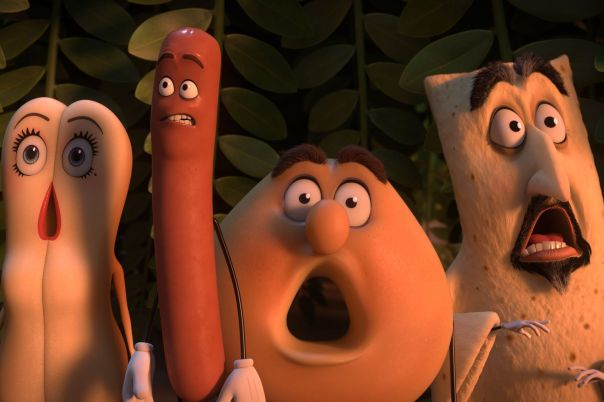 Sausage Party - Petrecerea carnatilor