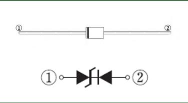 Diode T3D 46 uit Philips LX3950W DVD/surround speler