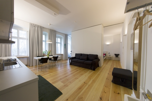 Berlin Vacation Rental 1 bedroom WIFI Neuklln