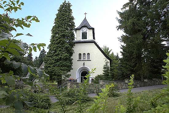 Kommunales  Kapelle in Oberbrenburg