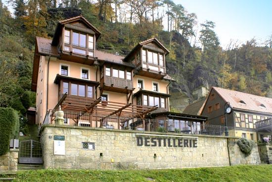 Museen  Destillerie von Rathen Schische Schweiz