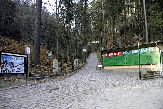 Theater  Felsenbhne Rathen Schsische Schweiz