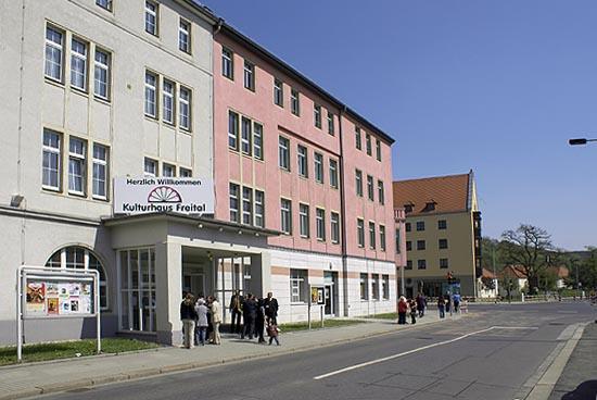Theater  Kulturhaus Freital Schsische Schweiz Osterzgebirge Theater