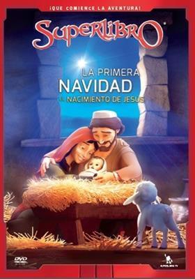 Primera Navidad Super Libro DVD Nacimiento de Jesus