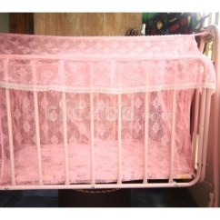 Baby Sofa Chair Malaysia Interior Design With Black Leather Pink Color Happy Bed Cradle Dolna | Clickbd