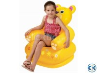 Cartoon inflatable comport air sofa chair for kids | ClickBD
