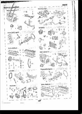 Diagrama/Manual SEAT Ibiza 1993
