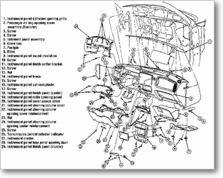 Diagrama/Manual FORD 1998