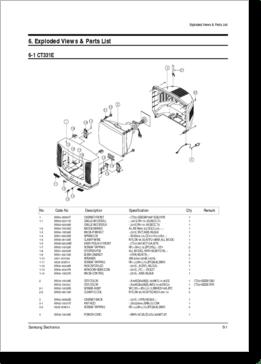 Diagrama/Manual SAMSUNG ct5038 K15A