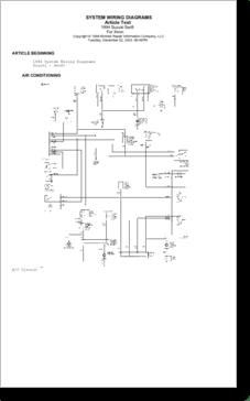 Diagrama/Manual Suzuki Suzuki Swift 1994