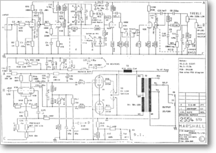 Diagrama/Manual Marshall 2554STD