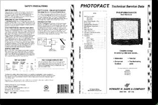 Diagrama/Manual MAGNAVOX