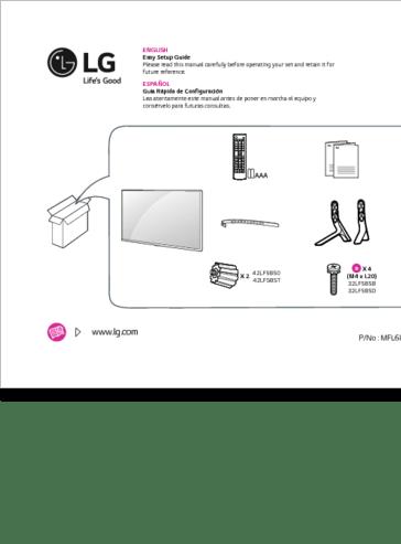 Diagrama/Manual lg