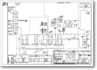 Diagrama/Manual Thermo King