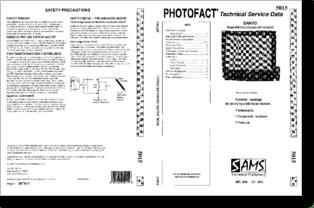 Diagrama/Manual sanyo