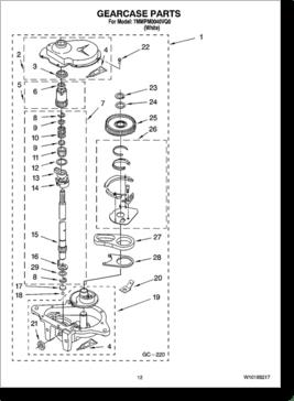 Diagrama/Manual Maytag