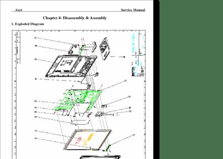 Diagrama/Manual Acer Acer Al1717