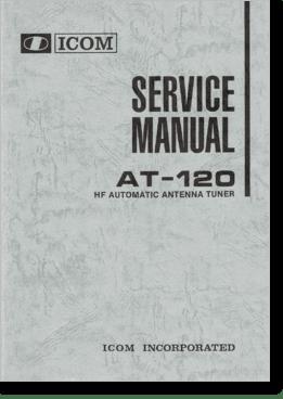 Diagrama/Manual ICOM AT 120