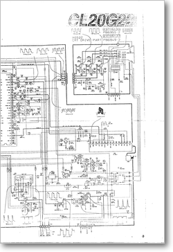 Diagrama/Manual Admiral Admiral KP.2107 CL20G22