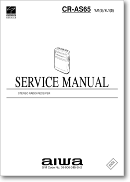 Diagrama/Manual Aiwa