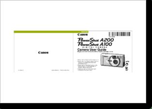 Diagrama/Manual Canon