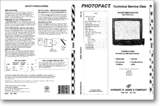Diagrama/Manual PHILIPS 26LL57 25B800-7562