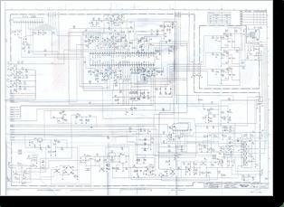Diagrama/Manual HITACHI CT 2196