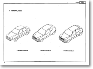 Diagrama/Manual DAEWOO