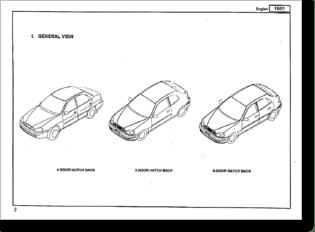 Diagrama/Manual DAEWOO