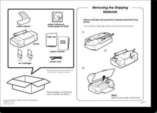 Diagrama/Manual Epson