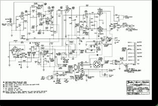 Diagrama/Manual FENDER FENDER Princeton Rev II
