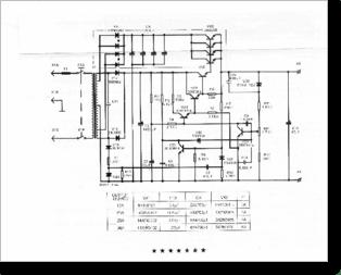 Diagrama/Manual Fuente Nipon